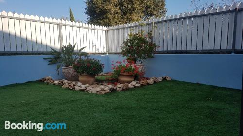 One bedroom apartment home in Gornot HaGalil for two.