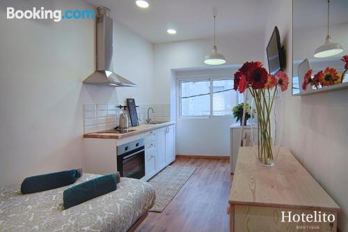 Convenient for couples! In perfect location