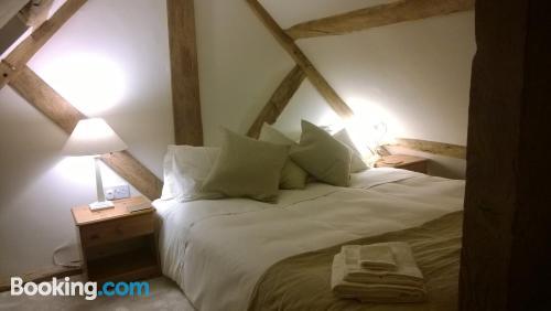 Perfecto apartamento de una habitación con internet