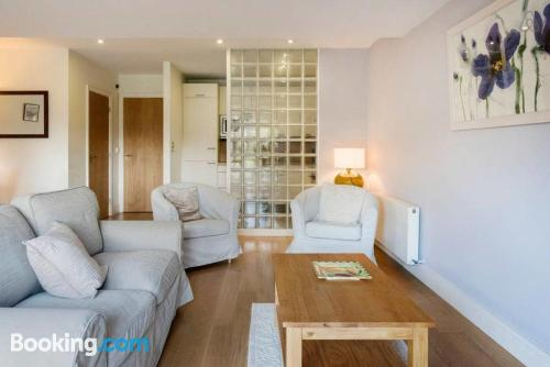 Two bedroom apartment in Dublin. Large!