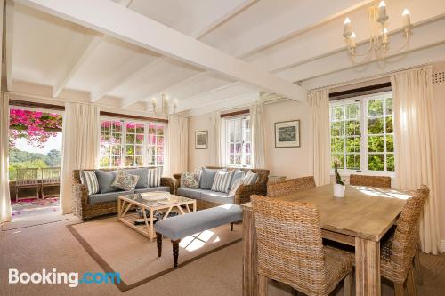 Home in Constantia with heating and wifi