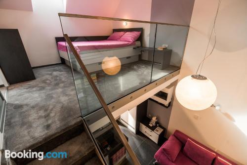 Espacioso apartamento en Moravske-Toplice con terraza