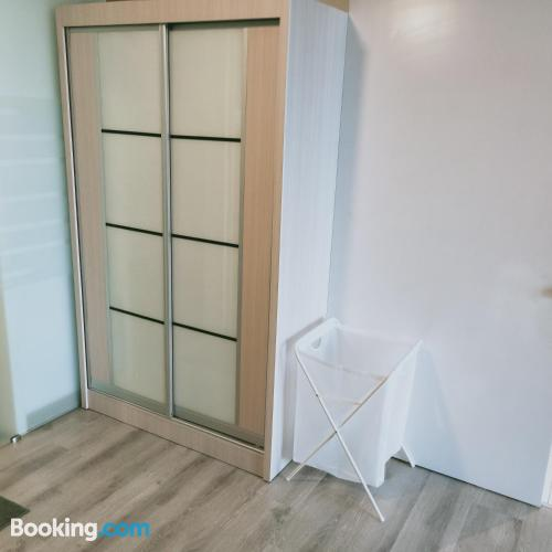 Convenient one bedroom apartment with air
