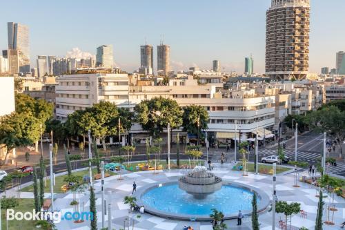 Apartamento en Tel Aviv con wifi.