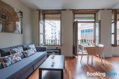 Ideal 1 bedroom apartment in best location of Valencia
