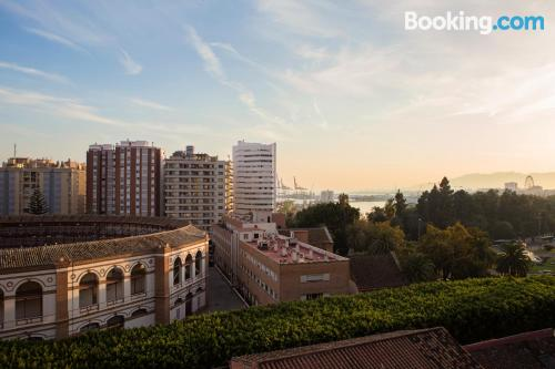 Apartment with wifi in best location of Malaga
