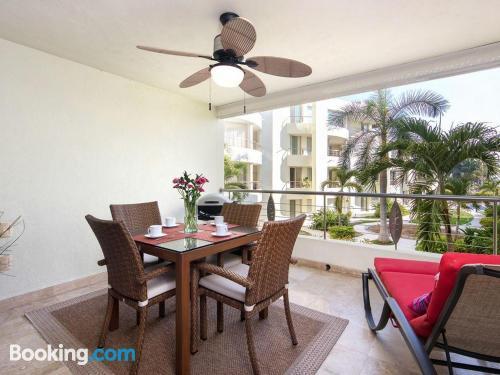 Apartamento de 102m2 en Nuevo Vallarta  con piscina
