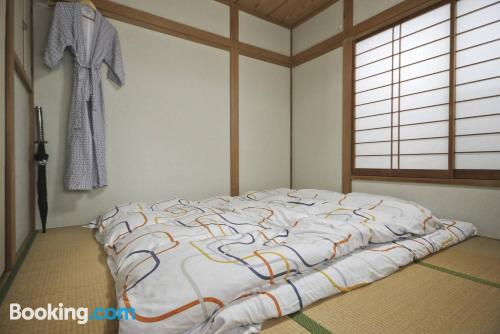 Apartment for 2 in Tokyo. Air-con!