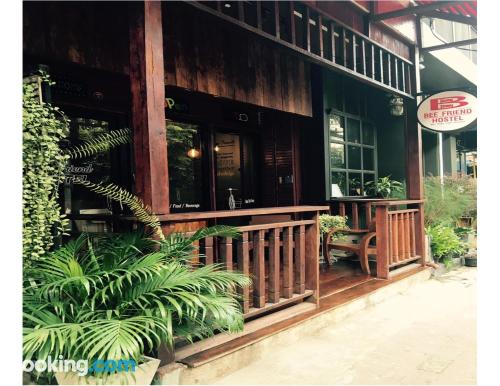 Small place. Chiang Mai is yours!.