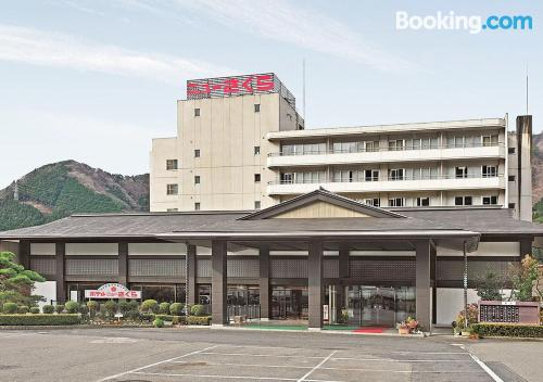 Home in Nikko good choice for families