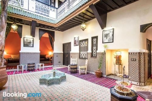 Home for couples in Marrakech with wifi