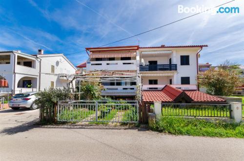 Amplio apartamento en zona inmejorable en Punat