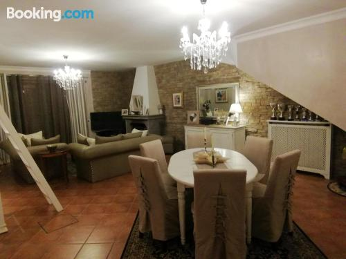 Good choice 1 bedroom apartment in Marco Simone.