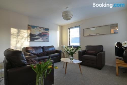 Apartment in Linlithgow with one bedroom apartment.