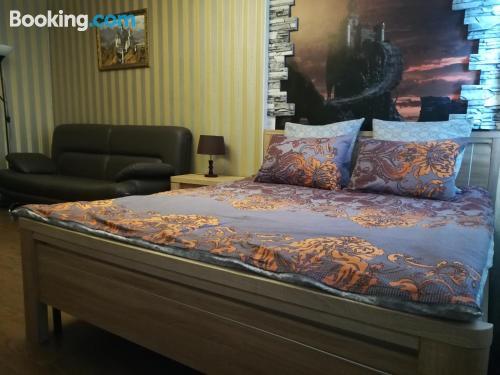 Convenient 1 bedroom apartment. For 2