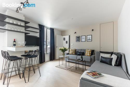 Accogliente appartamento. Con aria condizionata!