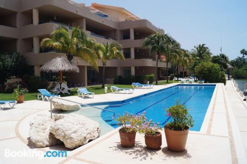 Apartamento con wifi en Puerto Aventuras