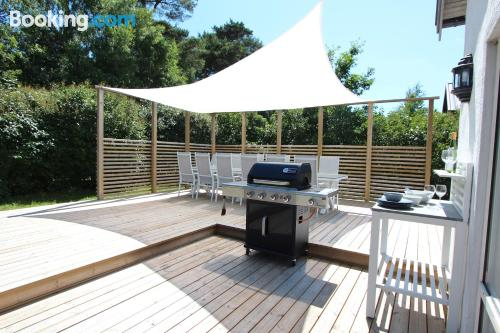 Apartamento para cinco o más en Simrishamn ¡con terraza!.