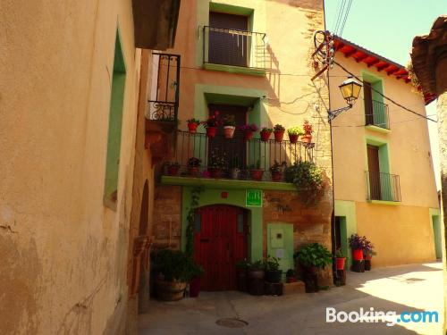 Perfect location in Colungo. With terrace