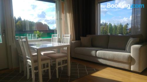 1 bedroom apartment in Tampere. Small!