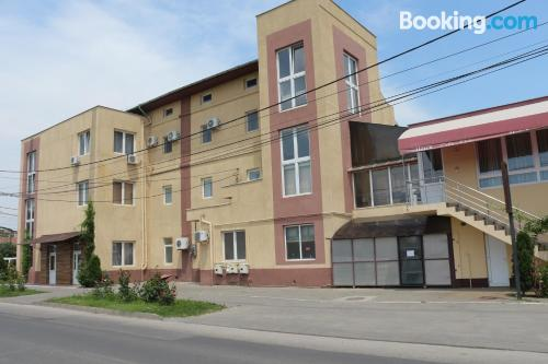 One bedroom apartment apartment in Alba Iulia with terrace.