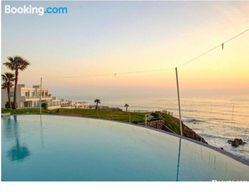 Apartment in Rosarito with swimming pool.