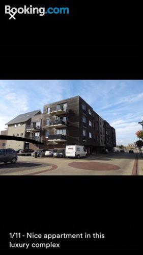 1 bedroom apartment in Aalsmeer. 75m2!