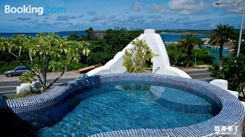 One bedroom apartment place in Kenting with terrace.