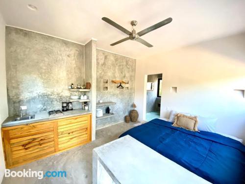 Perfecto apartamento de una habitación en Tulum.