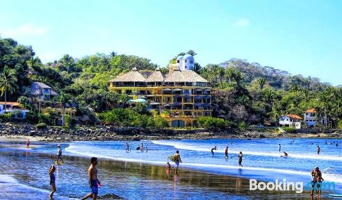 Small place in Sayulita with pool.