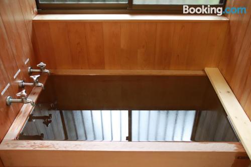 Apartamento de 60m2 en Hakone con wifi.