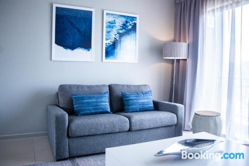 Stay cool: air-con home in Johannesburg with internet
