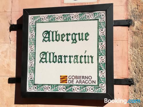 Apartamento en Albarracín. Pequeño y en buena ubicación