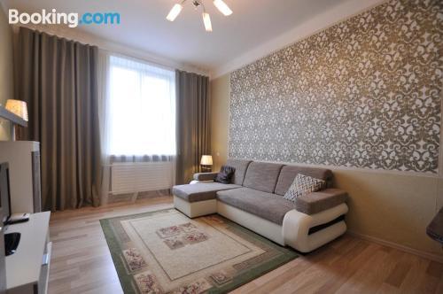 Apartamento ideal para familias. ¡Internet!