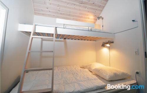 Apartamento de 25m2 en Juelsminde con wifi