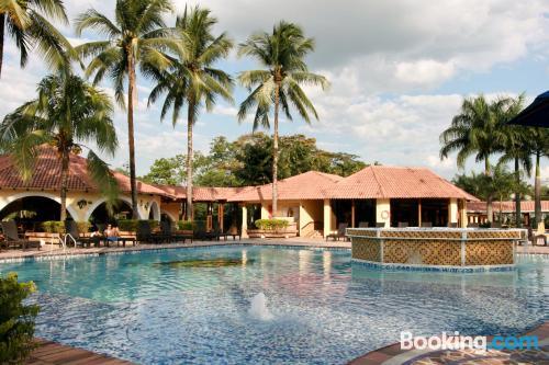 Villavicencio apartment for solo travelers