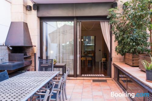 600m2. Enormous apartment with pool and terrace