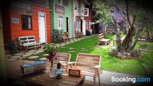 Apartamento cuco en Da Lat con vistas.
