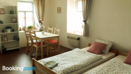 Homey apartment with 2 bedrooms