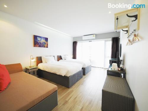 Apartamento con aire acondicionado en Chiang Rai
