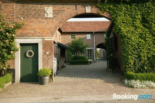 Place in Noorbeek with wifi and terrace.