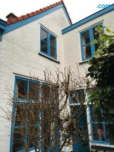 Place with internet in downtown of Scheveningen
