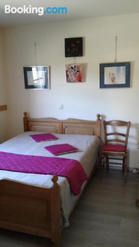 Apartamento para dos personas de apartamento de una habitación.