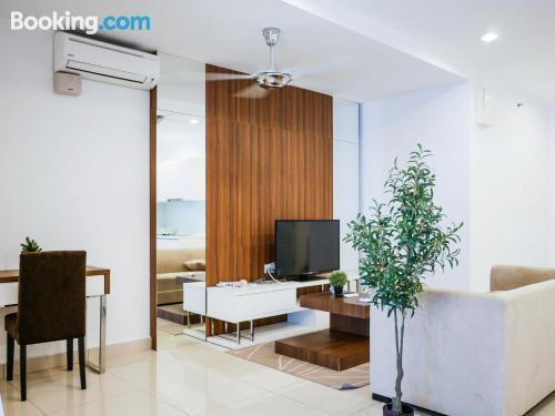 Espacioso apartamento con internet