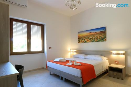 Experience in perfect location with heating and wifi