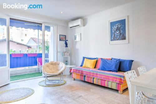 Apartment with wifi. Cannes is waiting!