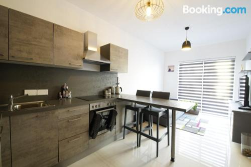 Apartamento para parejas en Msida. ¡75m2!
