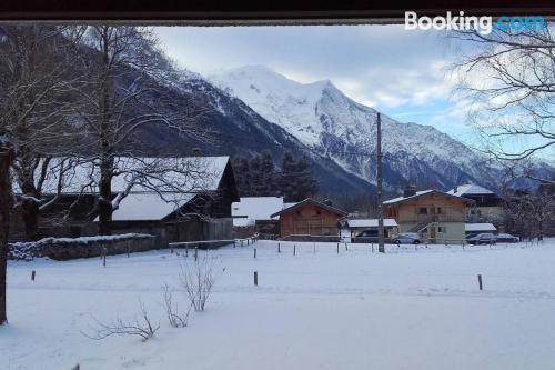Cómodo apartamento en Chamonix-Mont-Blanc