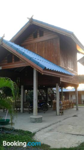 Apartment for couples in Buriram with terrace