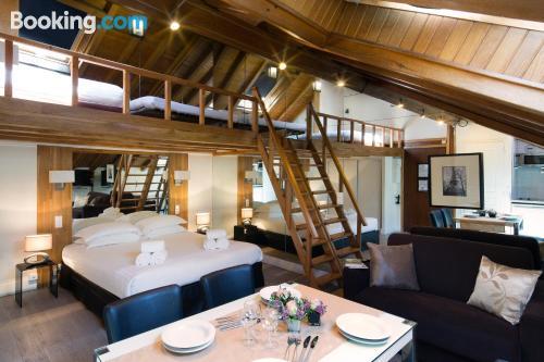 One bedroom apartment. Paris calling!